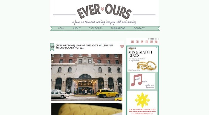 ever ours | press