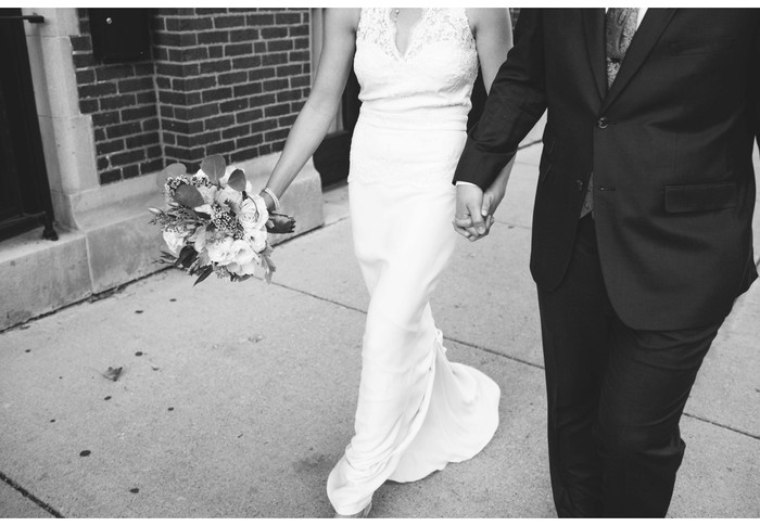 josh + lynn | wedding | chicago
