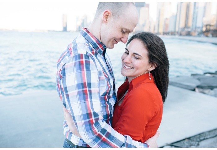 william + shannon | engagement | chicago
