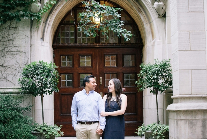 nestor + rose | engagement | chicago
