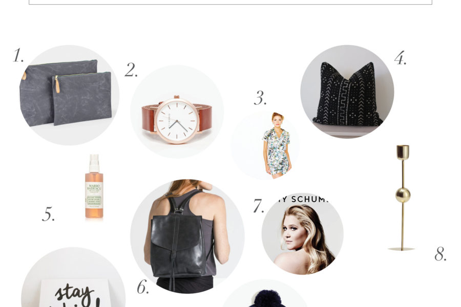 holiday gift guide 2016   personal