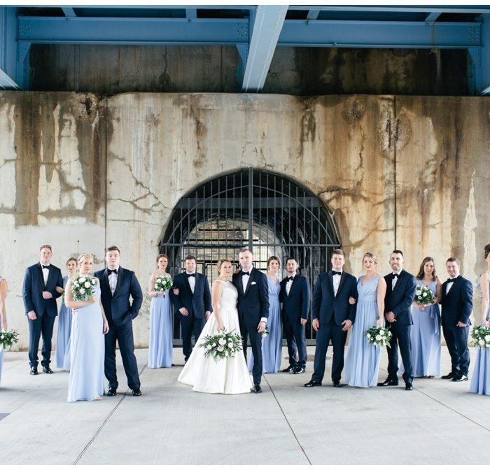 dillon + brittany | wedding | cincinnati